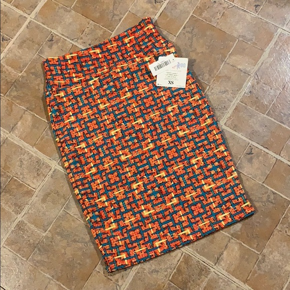 LuLaRoe Dresses & Skirts - NWT LuLaRoe Cassie skirt size women's extra small
